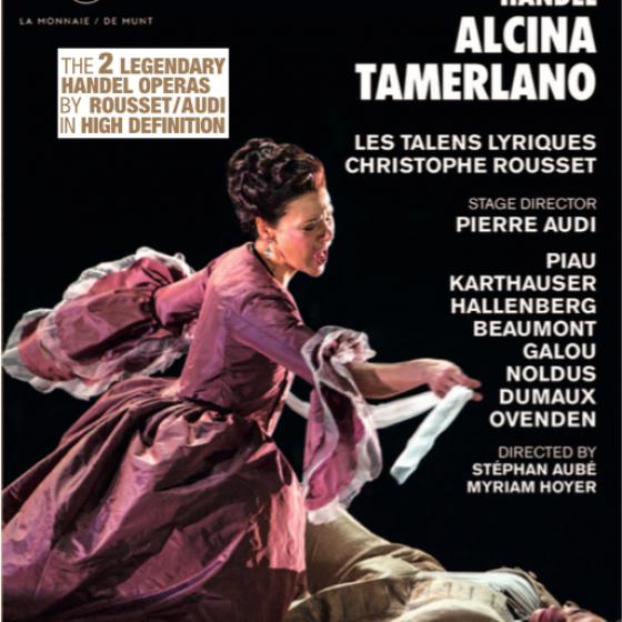 Alcina & Tamerlano