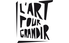 Our cultural actions are supported by the Art pour Grandir program, provided by the City of Paris