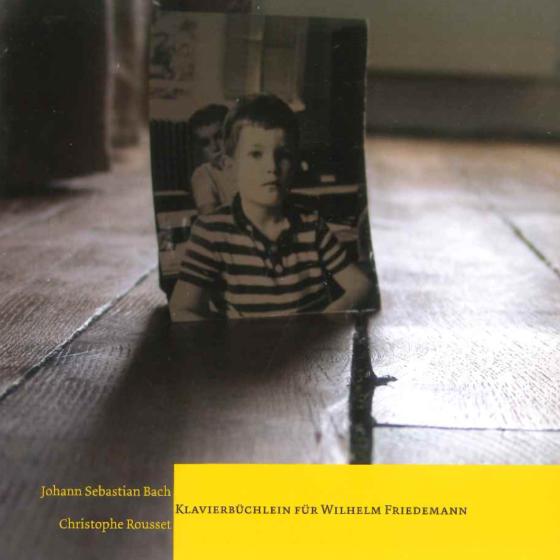 Klavierbuchlein für Wilhelm Friedmann