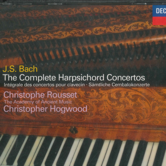 The complete harpsichord Concertos