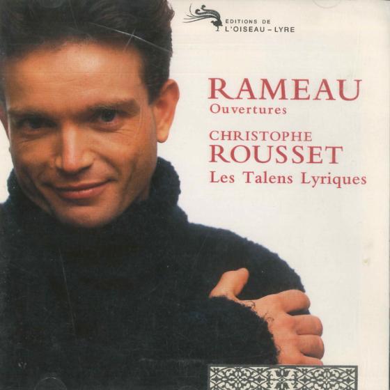 Rameau's overtures