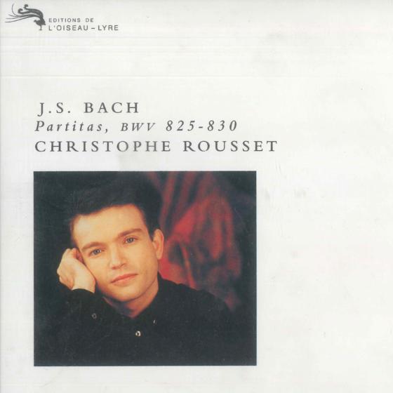 Partitas, BWV 825 - 830