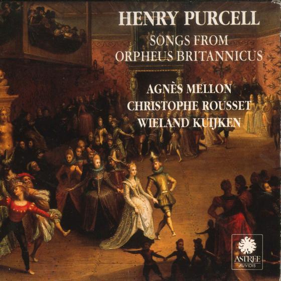 Songs from Orpheus Britannicus